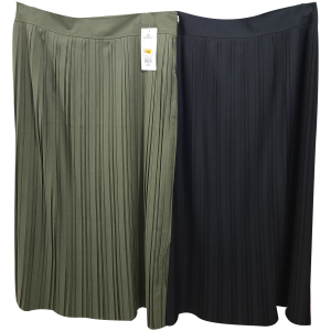 חצאית פליסה צפוף