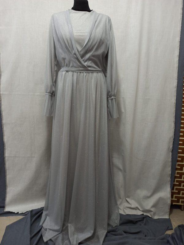 שמלת פאר מעטפת